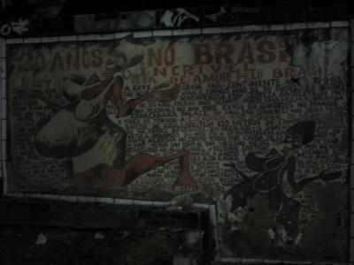 samba speaks to