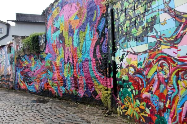 São Paulo's Street Art 10
