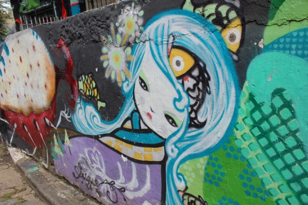 São Paulo's Street Art 11