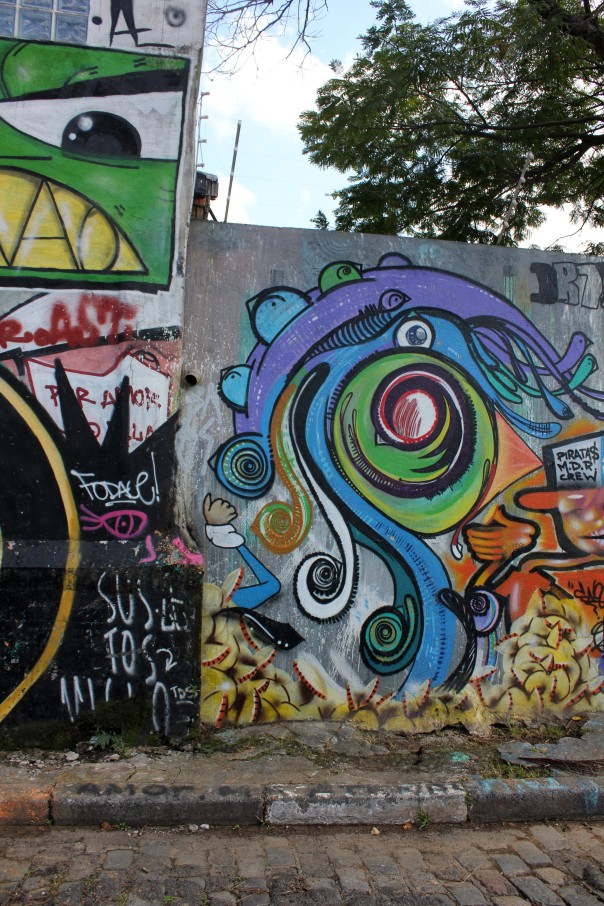 São Paulo's Street Art 19