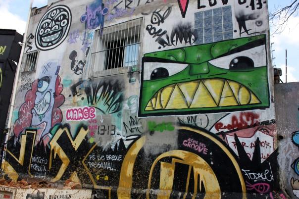 São Paulo's Street Art 20