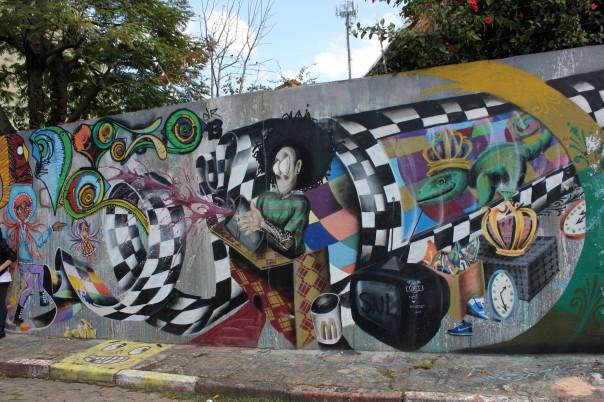 São Paulo's Street Art 23