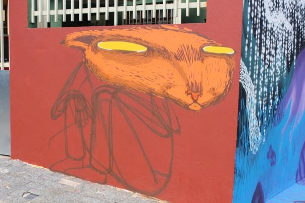 São Paulo's Street Art 25
