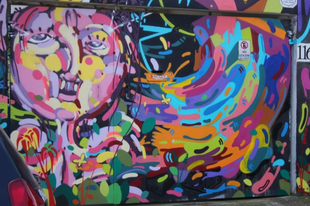 São Paulo's Street Art 26