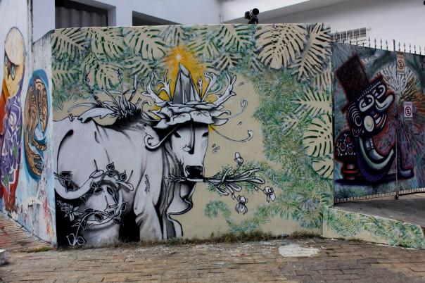 São Paulo's Street Art 28