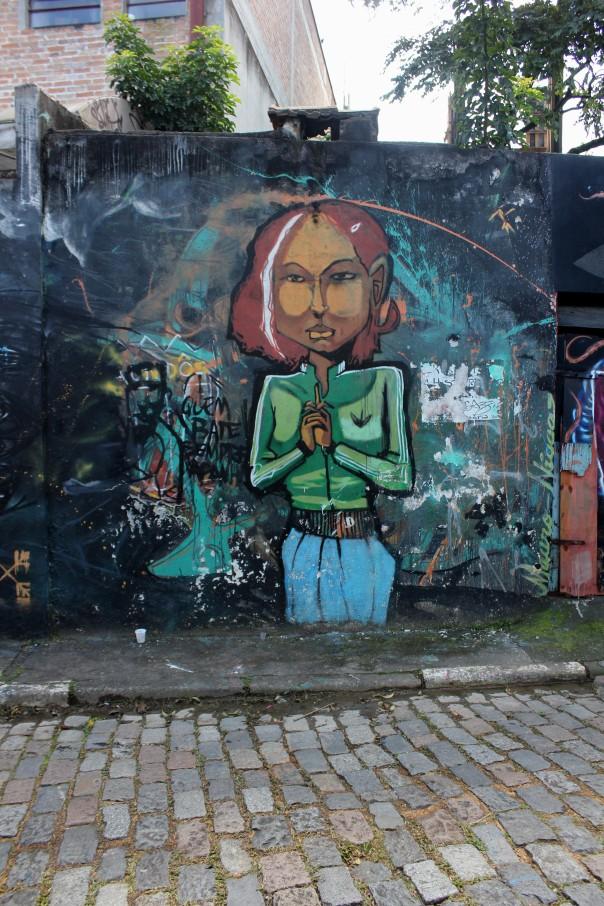 São Paulo's Street Art 30