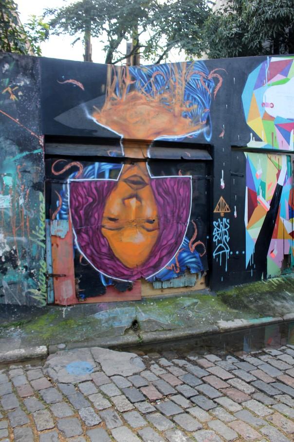 São Paulo's Street Art 31