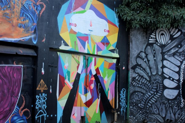 São Paulo's Street Art 32