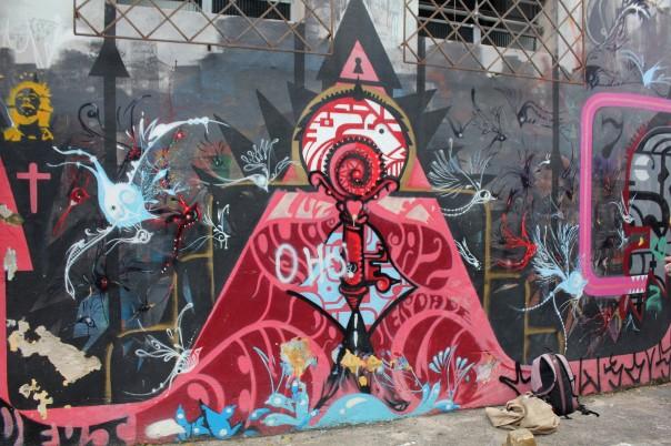 São Paulo's Street Art 35