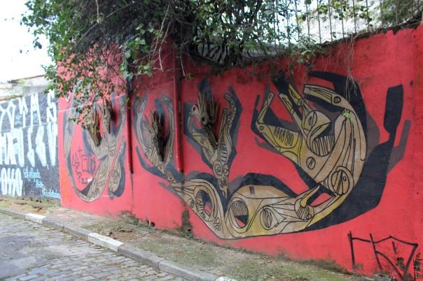São Paulo's Street Art 36