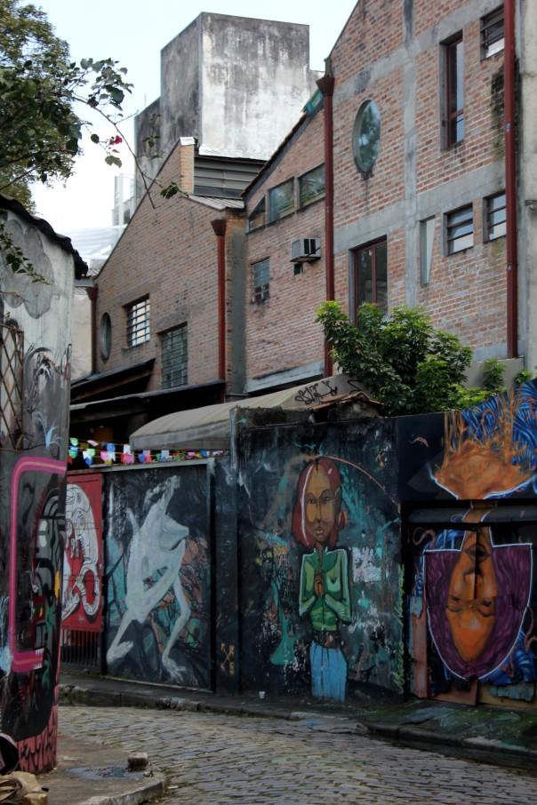 São Paulo's Street Art 38