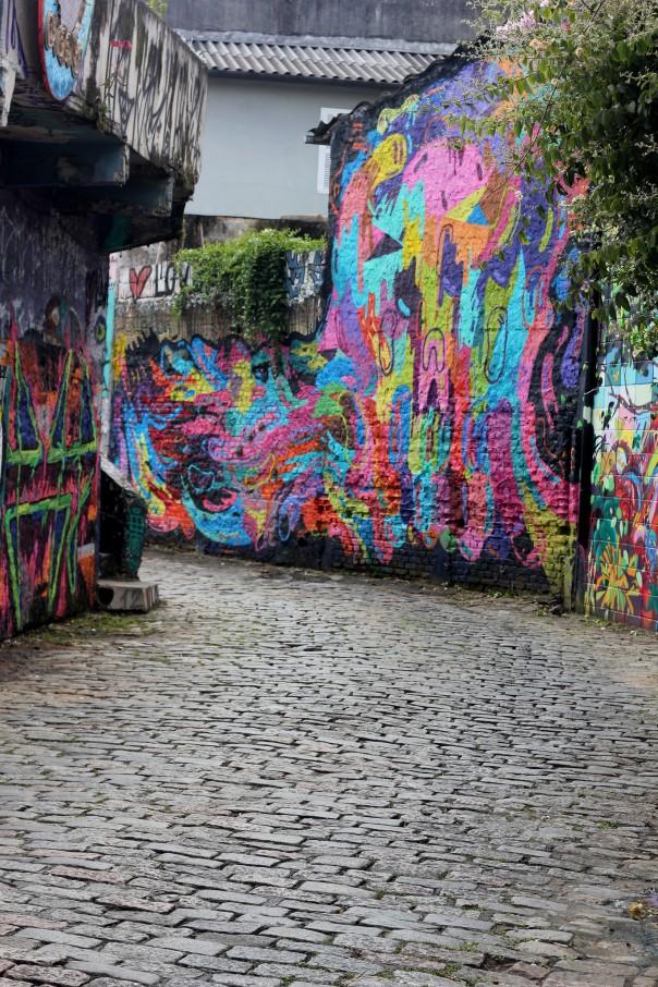 São Paulo's Street Art 4