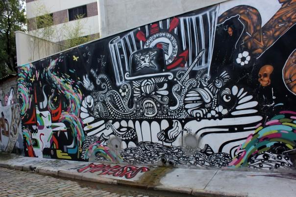 São Paulo's Street Art 40