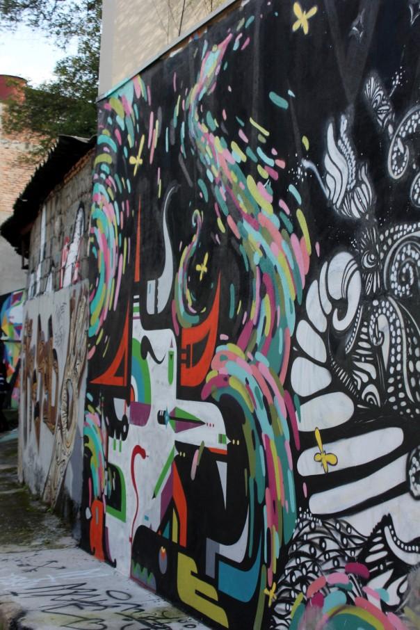 São Paulo's Street Art 42