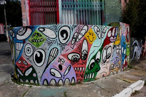 São Paulo's Street Art 44