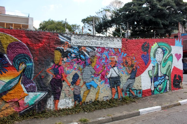 São Paulo's Street Art 53