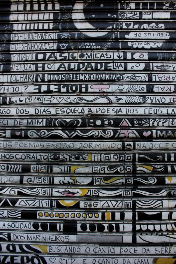 São Paulo's Street Art 58