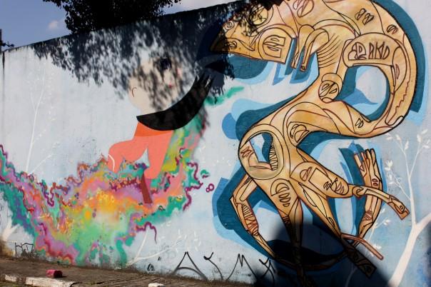 São Paulo's Street Art 61