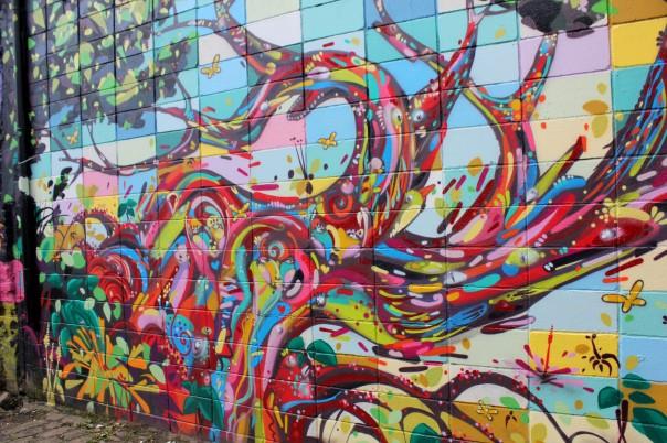 São Paulo's Street Art 9